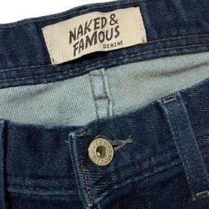 Naked & Famous WeirdGuy 33